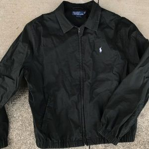 Polo Ralph Lauren Harrington jacket black men's